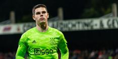 Ajax legt talentvolle goalie Kotarski (20) langer vast