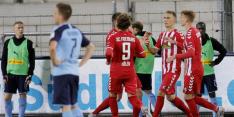 Verlies Mönchengladbach in Freiburg goed nieuws Bosz