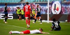 'Rood' Leipzig en Hoffenheim geven zege weg, winst Mainz