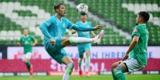 Weghorst duwt Klaassen en Werder nog dieper de problemen in