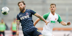 Augsburg en Köln verzuimen om verder afstand te nemen