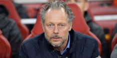 Preud'homme vertrekt als coach en 'td' bij Standard Luik