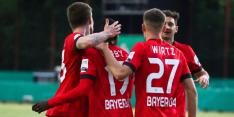 Bosz blaast bekersprookje uit en gaat met Leverkusen naar finale