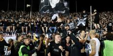 Waanzinnige beelden in Servië: 25.000 fans bij kraker in de beker