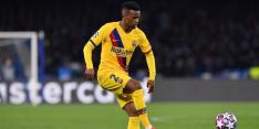 'Barça verkoopt Semedo en haakt aan in race om Dest'