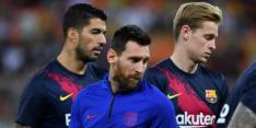 """De Jong: """"Grote klap voor de club en het team als Messi vertrekt"""""""