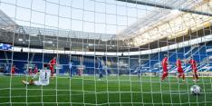 Leipzig na goede start langs Schreuder-loos Hoffenheim