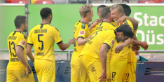 Bayern moet feestje nog even uitstellen na late goal Haaland