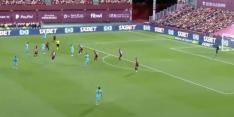 Vliegende start Barça: Vidal opent na één minuut de score