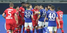 Bosz klimt met Leverkusen ondanks puntenverlies naar plek vier