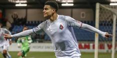 NEC neemt talentvolle buitenspeler Tavsan over van Sparta