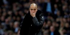"""Guardiola haalt uit: """"Blij zijn dat wij geen aanklacht indienen"""""""