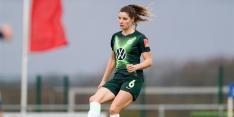 Bloodworth scoort in finale en wint beker met Wolfsburg
