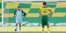 Ook laatste thuisduel eindigt in drama voor Norwich City