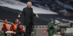 Mourinho laakt mentaliteit Spurs na comeback West Ham