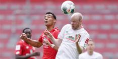 Klaassen met Werder Bremen diep in de problemen