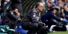 Leeds houdt uitzicht op Premier League, remise voor De Wijs