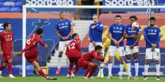 Liverpool en Everton stellen teleur in tandeloze topper