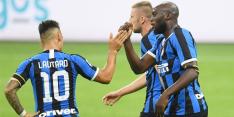 Internazionale maakt indruk met overtuigende overwinning