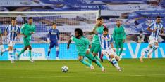 Real Madrid weer aan kop met omstreden winst