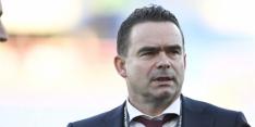 """Overmars boos op KNVB: """"Hij moet Brobbey adviseren te blijven"""""""