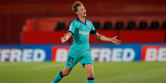 De Jong nog afwezig bij Barça, Arthur wel gewoon in selectie