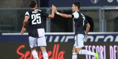 Juventus voorkomt crisis met simpele zege op Bologna