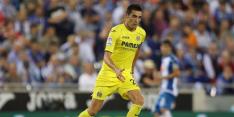 Staande ovatie voor rentree na ruim drie jaar bij Villarreal