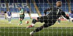 CL-kandidaat Leicester morst ondanks penaltykiller Schmeichel