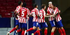 Atlético loopt uit op Getafe, Lozano scoort bij zege Napoli