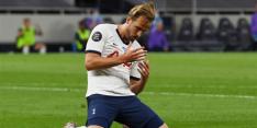 Belangrijke zege Tottenham, mede dankzij jubilaris Kane