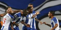 FC Porto profiteert na de pauze volop van nieuwe misstap Benfica