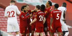 Liverpool geeft show weg en staat nu echt op matchpoint