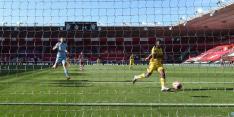 Blunders van Southampton helpen Arsenal aan volle pond
