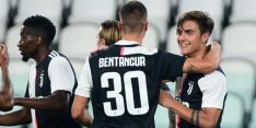 De Ligt draagt bij aan royale zege van matig Juventus op Lecce
