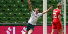 Wonder van Werder voltooid, Fortuna Düsseldorf degradeert