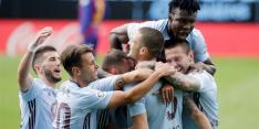 Barcelona verliest dure punten in titelstrijd tegen Celta