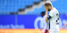 Drama HSV compleet, Heidenheim naar play-offs