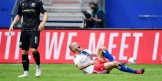 """Van Drongelen: """"Hoop nog veel voor HSV te kunnen spelen"""""""