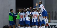 Titel lonkt voor FC Porto na zege en nederlaag van Benfica