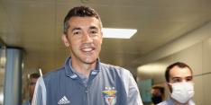 Lage houdt eer aan zichzelf en stapt op bij Benfica