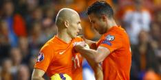 """Van Persie: """"Robben heeft met deze rentree nu al gewonnen"""""""