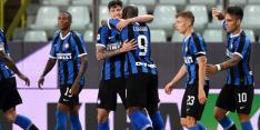 Internazionale haalt uit, Valencia blijft ook met Voro verliezen