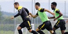 Bruns en Beerens gaan vol voor nieuwe kans bij Vitesse