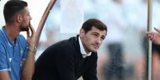 Casillas hangt handschoenen definitief aan de wilgen