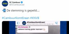 Geniaal gedaan: SC Cambuur steekt de draak met KNVB