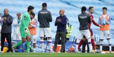 """Guardiola vindt zege veel waard: """"Bier was uit hun bloed"""""""