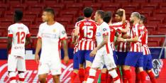 Atlético blijft ongeslagen en wint geflatteerd van Mallorca