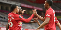 Sterk United vierde na royale zege op Bournemouth