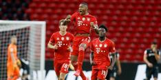 Bayern in bekerfinale maatje te groot voor Bosz' Leverkusen: 2-4